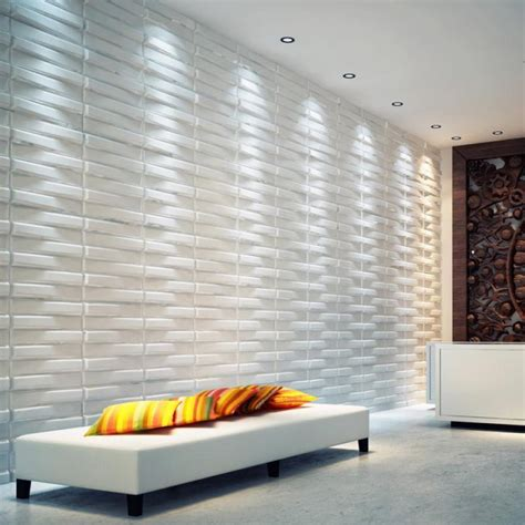 wallpapers in home interiors contemporary 3d wallpaper in minimalist modern house wall