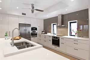 idee faux plafond pour la cuisine mode 2016 plafond platre With d cor platre pour cuisine