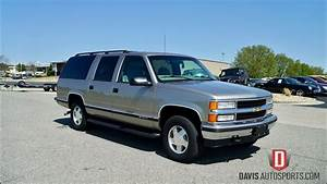 Davis Autosports 1999 Chevrolet Suburban For Sale    Test