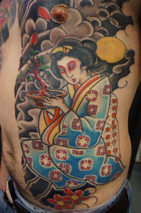 japanese tattoo glasgow roddy mclean tattooer