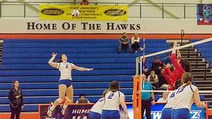 SUNY New Paltz Women's Volleyball Don't Drop a Set, Roll ...
