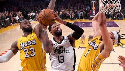 Lakers Clippers Nba Team James Lebron Conference