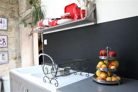 ardoise pour cuisine un tableau noir dans ma cuisine debobrico