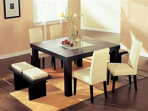 Unique Dining Tables For Small Spaces Teak Bathroom Flooring Top Colors Pinterest Laying Floor Tiles Four Fixture Remodel Ideas Shelf Decorating Mirror