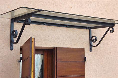 tettoia in ferro battuto tettoie tettoie in ferro battuto a mano per porta