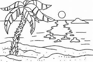 Beach Coloring Book good beach coloring page 28 in ew year