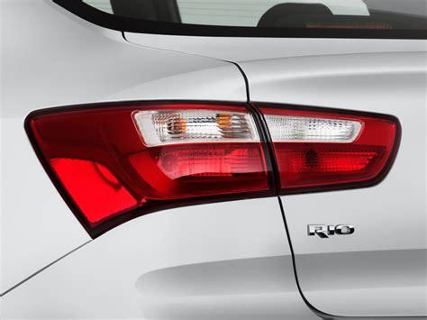 image  kia rio  door sedan auto lx tail light size