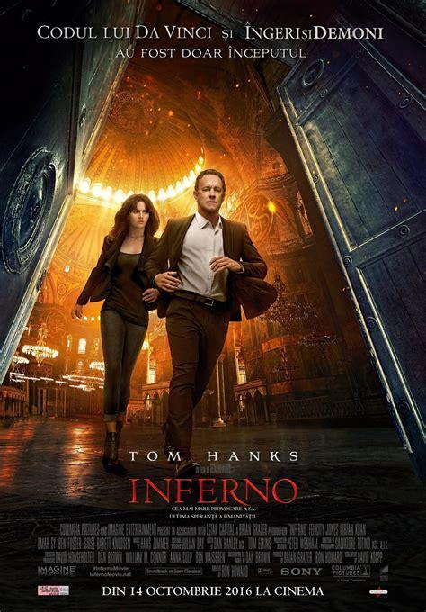 Inferno - Film 2016 | Cinéhorizons