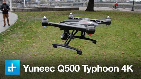 yuneec  typhoon  quadcopter hands  youtube