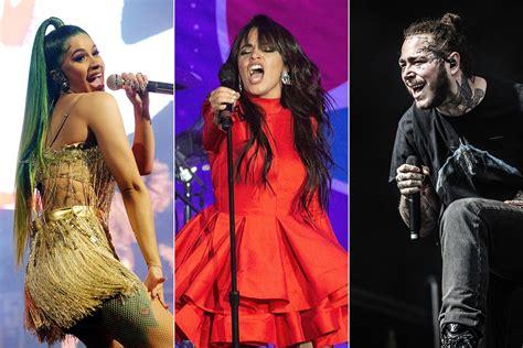 Grammys 2019: Cardi B, Post Malone, Camila Cabello to ...