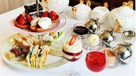 unusual afternoon teas  london restaurant
