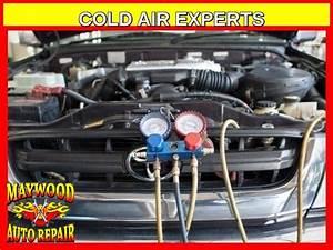 Ac Repair  Charging - Maywood Auto Repair