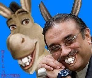 Asif Zardari Funny Pics | Zardari Funny | Beautiful Cool ...