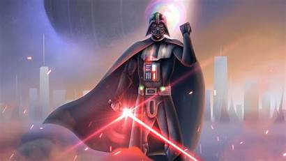 Vader Darth Wars Lightsaber 4k Movies Resolution