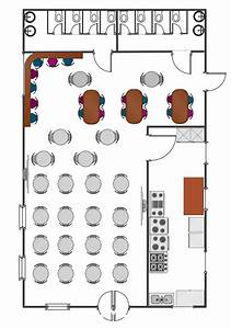 Cafe Floor Plans