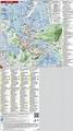Salzburg tourist attractions map
