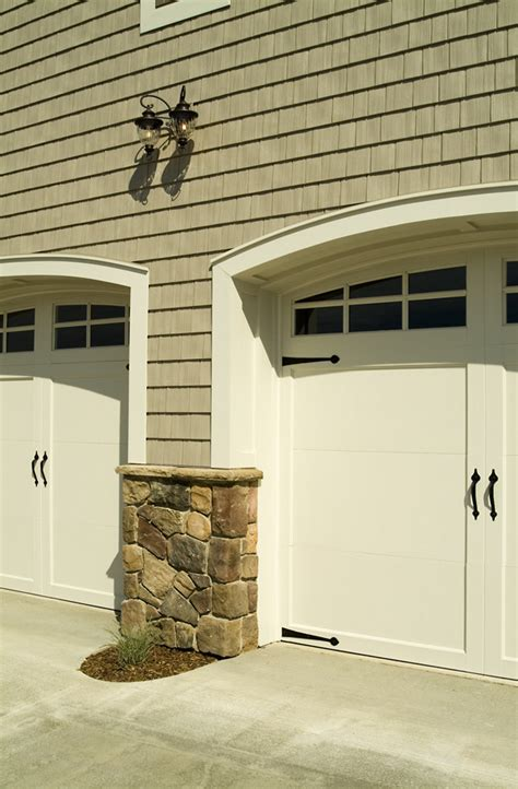 carriage garage doors 7 easy garage door makeover ideas to boost your home s