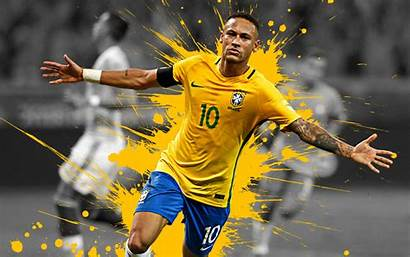 Neymar 4k Jr Wallpapers Brazil Football Desktop