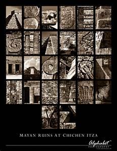 alphabet posters alphabetr photography letter art posters With letter photography prints