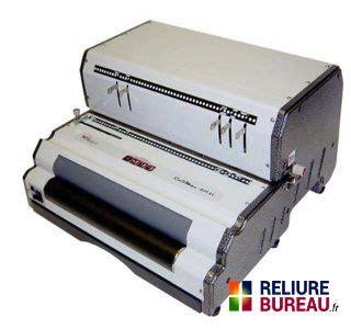 reliure bureau machine 224 relier 224 usage courant pour spirales coils pc 2600