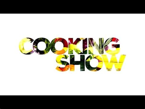 cuisine tv free after effects template cooking intro