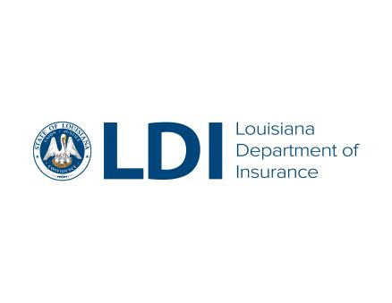 La insurance (la insurance llc.) is a complete insurance company and agency with a if you would like to learn more about our affordable insurance coverage and quotes for insuring your boat. Louisiana Department of Insurance Logo - AWS Insurance Company
