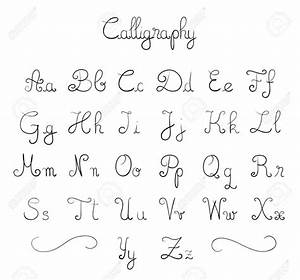 Cool Fonts To Draw - Pencil Art Drawing