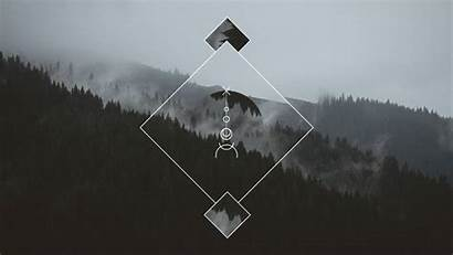 Geometric Wallpapers Landscapes Meaningless Those Symbols Enjoy