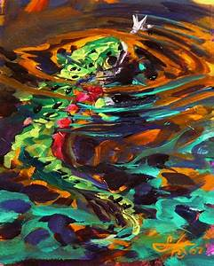 Abstract Trout Paintings | www.pixshark.com - Images ...