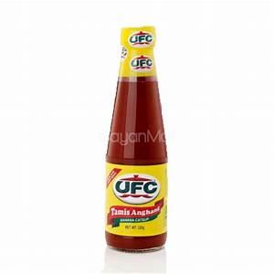 UFC Tamis Anghang Banana Catsup Bottle 320g