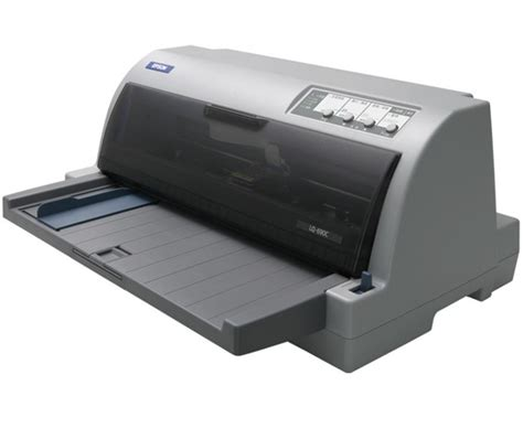 This flexible and compact printer can easily handle cut sheets, continuous paper, labels, envelopes and cards. EPSON LQ-690C 點陣式印表機 | NUC | 迷你電腦、電腦配件、主機板
