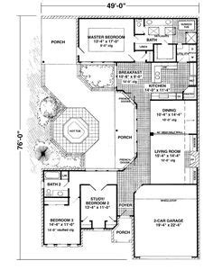 style home plans with courtyard courtyard homes home home on courtyard