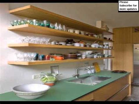 Kitchen Wall Shelving Ideas Wall Shelves Picture