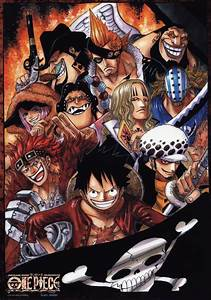 One Piece Supernovas 2Y by Gonzaloguay on DeviantArt