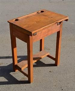 Petite Table Bureau : petit bureau bois ~ Teatrodelosmanantiales.com Idées de Décoration