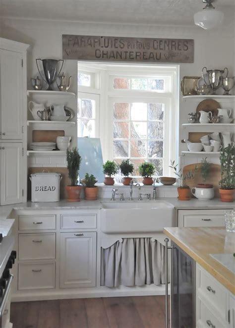 Farmhouse Kitchen Decorating Ideas by Vintage Farmhouse Kitchen Decoration