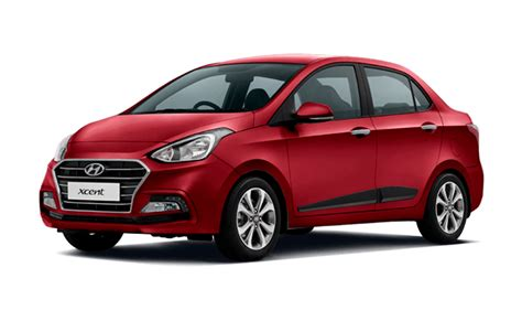hyundai xcent  petrol price features car specifications