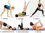 Упражнения для бедер чтобы быстро похудеть