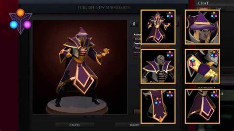 set  invoker garments   rogue wizard youtube