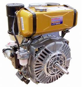 Robin Subaru Dy41d - 8 5hp Diesel Engine  Dy41du
