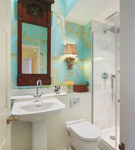 Nyc Bathroom Design by Genius Tips For Renovating A Tiny Apartment Bath Tracy