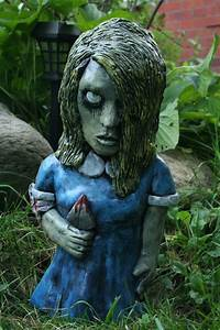 Karen Cooper 'Night of the Living Dead' Zombie Gnomes