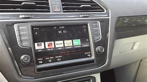volkswagen tiguan 2016 interior test vw tiguan 2 0 tdi dsg 140 kw auto journal