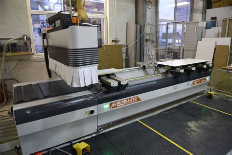 busellato jet optima wood combined machine exapro