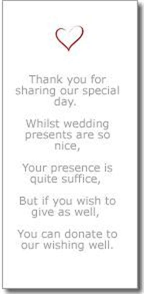wedding present registry wedding gifts wedding gift poem and gifts on