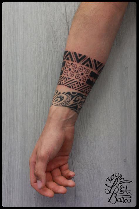 Tatouage Polynesien Avant Bras Signification Tattooart Hd