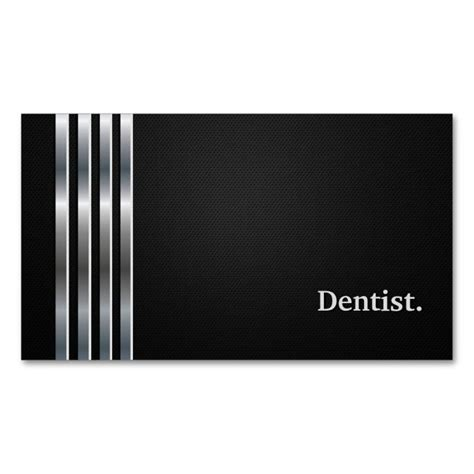 professional black out business card template 2017 best dental dentist business cards images on