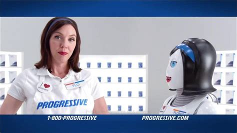 Leader in motorcycle, specialty rv and commercial auto insurance. Progressive TV Commercial For Robot Translation - iSpot.tv