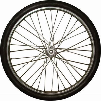 Wheel Clipart Spoke Tire Tires Spoked Flat