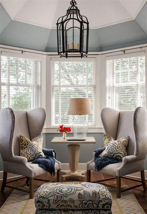 bay window decor ideas  pinterest bay